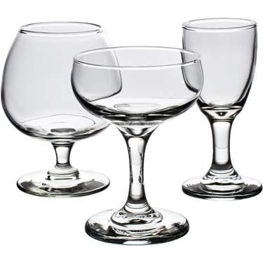 Embassy Glassware Pattern