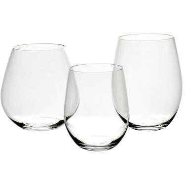 Riedel O Glassware Pattern