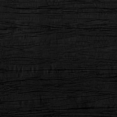 Crinkle Taffeta Black