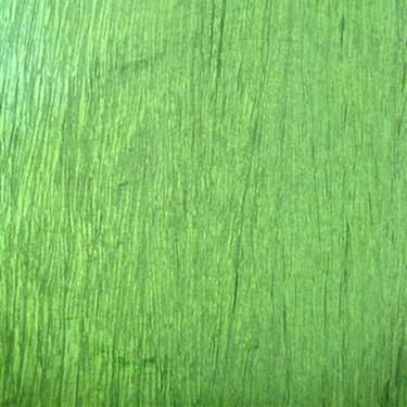 Crinkle Taffeta Emerald