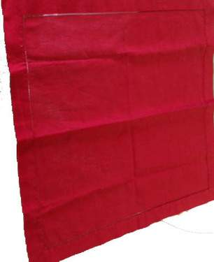 Hemstitch Red