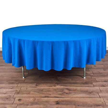 """Table Round  72"""" with 108"""" round Linens"""