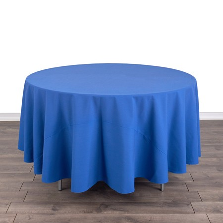 """Table Round 48"""" with 90"""" round Linens"""