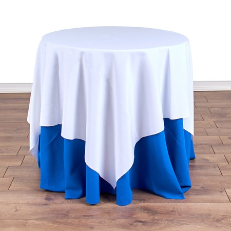 """Table Round Pedestal 30"""" X 30"""" with 54"""" x 54"""" Linens"""