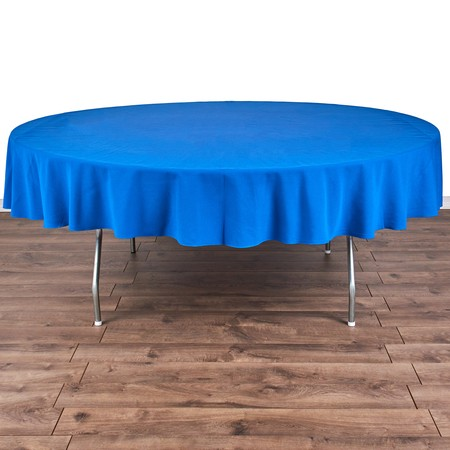 """Table Round  72"""" with 90"""" round Linens"""